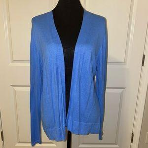 Blue Old Navy Cardigan Sweater